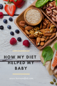 #bornandfed, Ever Heard of a total exclusion diet? Find out how it can benefit babies with colic or reflux. Tips from postpartum nurse and IBCLC Jessica Wimer. Total exclusion diet, breastfeeding diet, Fussy Baby, Fussy Baby Remedies, Infant Reflux, Infant GERD, Infant Reflux Symptoms, Infant Reflux Remedies, Fussy Baby at Night, Colic Baby, Colic Baby Symptoms, Colic Baby Tips, Colic Baby Remedies, Colic Baby Breastfeeding, Colic Baby Newborn, Food Allergies, Dairy Intolerance