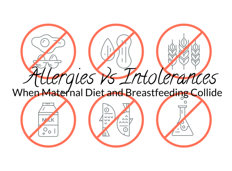 What isInfant milk allergy or intolerance