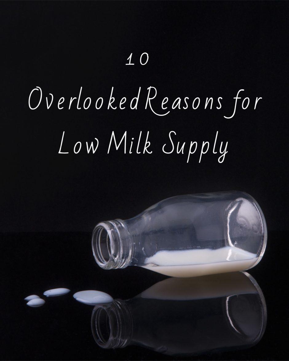 #bornandfed-low milk supply