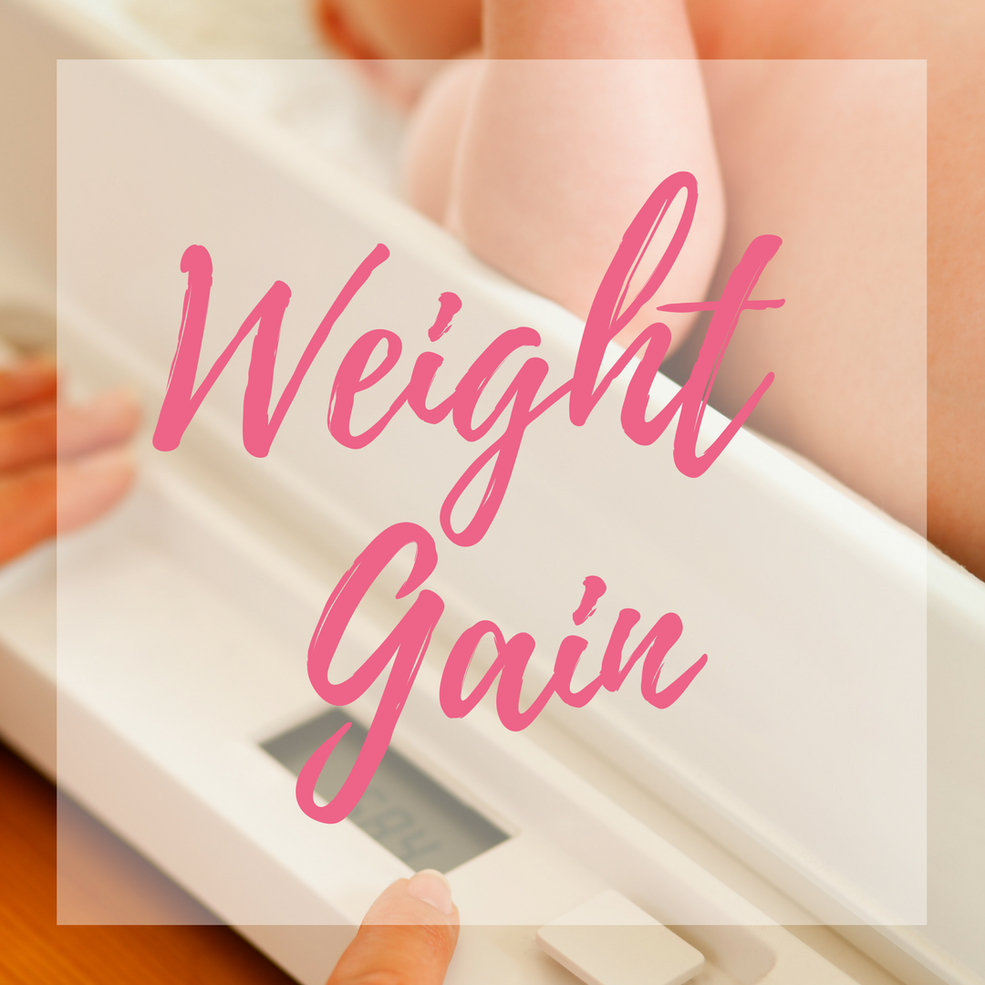 Infant Weight Gain