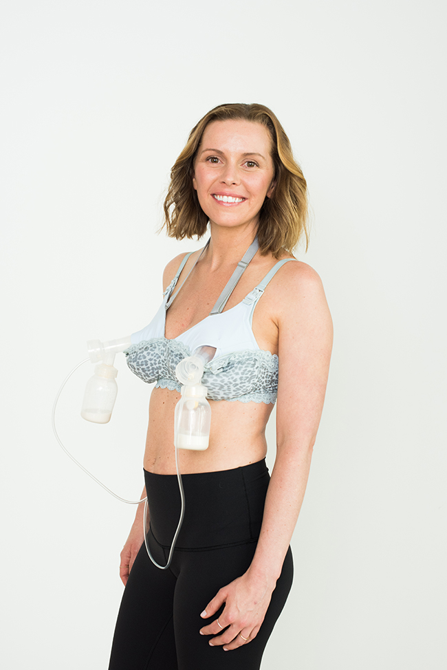 #bornandfed- breastfeeding supplies, Simple Wishes Supermom Bra