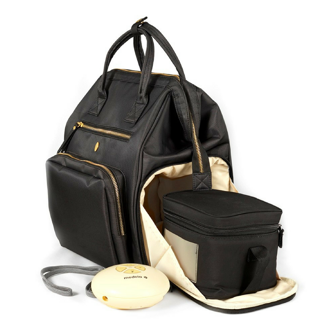 #bornandfed- breastfeeding supplies, Chertsey Breast Pump Backpack