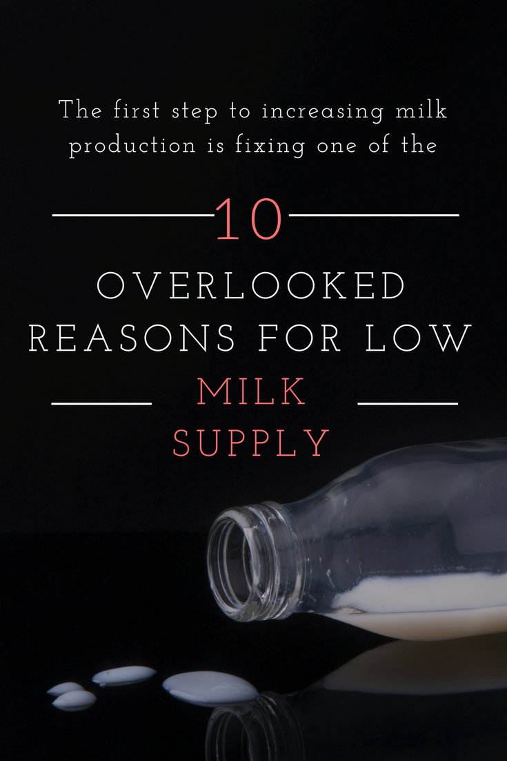#bornandfed - Low Milk Supply? The first step to increasing production is identifying the reason supply has decreased. Breastfeeding tips, pumping tips, power pumping, low supply, more milk, more breastmilk, breastfeeding, milk supply, breastfeeding milk supply, increasing milk supply, establishing milk supply, breastfeeding and pumping, pumping milk, pumping more milk